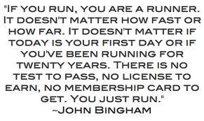 running 15